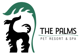 The Palms Pet Resort & Spa Logo